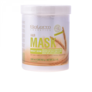 Salerm Cosmetics Wheat Germ Mascarilla Masque Pour Le Cheveu 1000ml