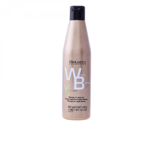 Salerm Cosmetics White Shampoo Per Capelli Bianchi 250ml