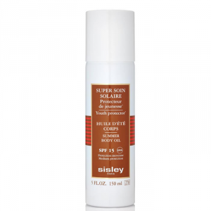 Sisley Super Soin Solaire Summer Body Oil 15Spf 150ml