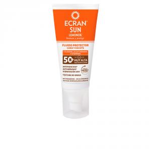 Ecran Sun Lemonoil Face And Neck Fluid Spf50 50ml