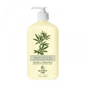Australian Gold Hemp Nation Original Tan Extender Body Lotion 535ml
