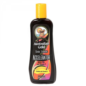 Australian Gold Bronze Accelerator Natural Dark 250ml