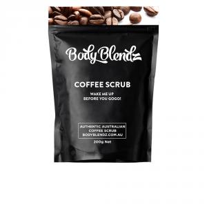 Body Blendz Coffee Scrub Body Scrub 200g