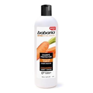 Babaria Shampoo Protettivo Con Carote 400ml