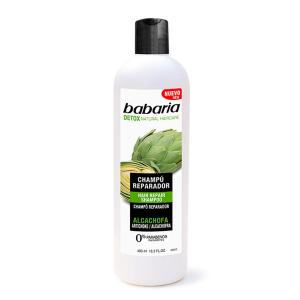 Babaria Riparazione Shampoo Con Carciofi 400ml