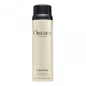 Calvin Klein Obsession For Men Spray Per Il Corpo 165ml