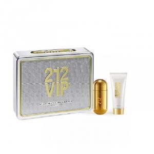 Carolina Herrera 212 Vip Eau De Parfum Spray 50ml Set 2 Parti 2017