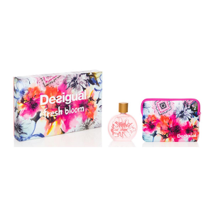Desigual Fresh Bloom Eau De Toilette Spray 100ml Set 2 Parti 2017