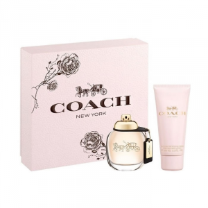 Coach New York Eau De Parfum Spray 50ml Set 2 Parti 2017
