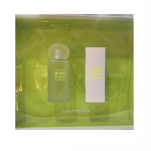 Courrèges Hyper Fraiche Eau De Toilette Spray 90ml Set 2 Piezas 2017