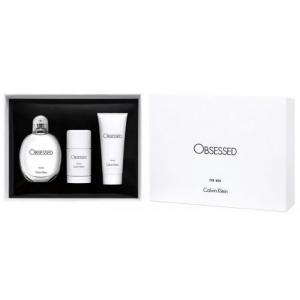 Calvin Klein Obsessed For Men Eau De Toilette Spray 125ml Set 3 Parti 2017