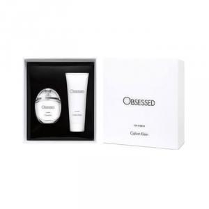 Calvin Klein Obsessed For Women Eau De Parfum Spray 50ml Set 2 Parti 2017