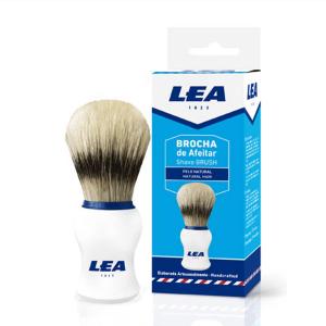 Lea Shave Brush Natural Hair