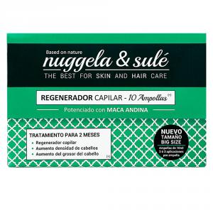 Nuggela & Sulé Regeneratore Dei Capelli 10 Vials