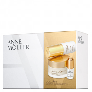 Anne Möller Goldage Restorative Cream SPF15 50ml Set 3 Parti 2017