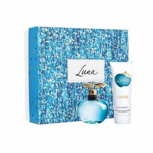 Nina Ricci Luna Eau De Toilette Spray 80ml Set 2 Parti 2017