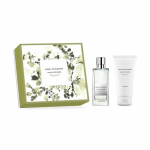 Angel Schlesser Bergamota Eau de Cologne Spray 100ml Set 2 Parti 2017