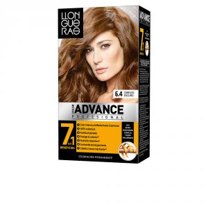 Llongueras Color Advance Hair Colour 6,4 Cobrizo Oscuro