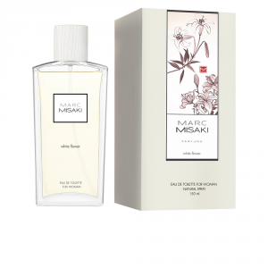 Instituto Español Marc Misaki Woman White Flowers Eau De Toilette Spray 150ml