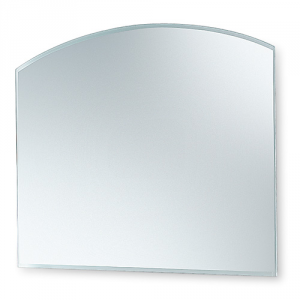 Specchio da bagno cm 80 x 60 serie Tendo Open Kristallux