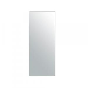 Specchiera da bagno filo lucido cm 40 x 100 Galassia