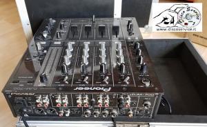 Mixer pioneer djm 700 nero
