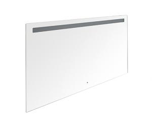 Specchiera da bagno filo lucido cm 110 x 70 Globo