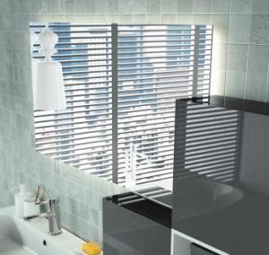 Specchio per il bagno Reflexo 800 Salgar