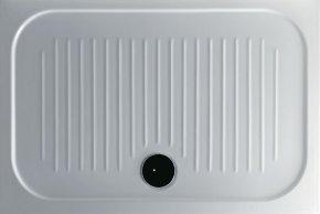 Piatto doccia per il bagno cm 75 x 100 H6 Flat Galassia