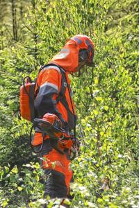 Elmetto protettivo forestale Husavarna Technical