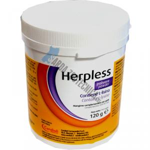 HERPLESS CONTRO LE INFEZIONI DA HERPES VIRUS NEL GATTO
