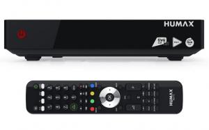 TIVUSAT HUMAX TIVUMAX PRO II HD 6800S IN HD COMPLETO DI SCHEDA TIVUSAT HD