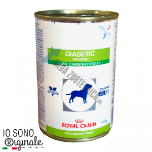 DIABETIC SPECIAL LOW CARBOHYDRATE - ROYAL CANIN VETERINARY DIET