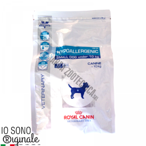 HYPOALLERGENIC  SMALL DOG  - ROYAL CANIN VETERINARY DIET