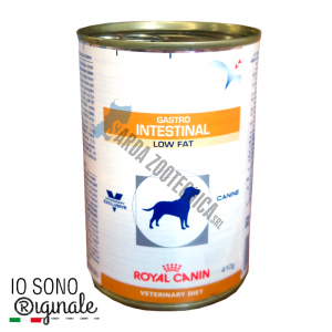 GASTROINTESTINAL  LOW FAT - ROYAL CANIN VETERINARY DIET