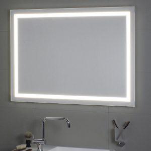 Specchio per il bagno cm 70 x 70 Perimetrale Koh i Noor