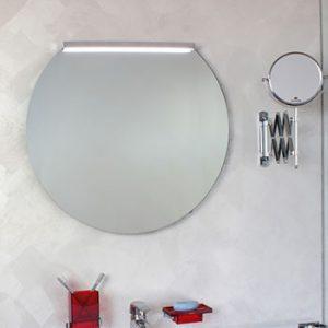 Specchio per il bagno Filo lucido Tronco cm 70 Koh i noor
