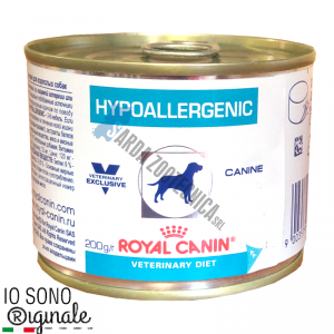 HYPOALLERGENIC - ROYAL CANIN VETERINARY DIET