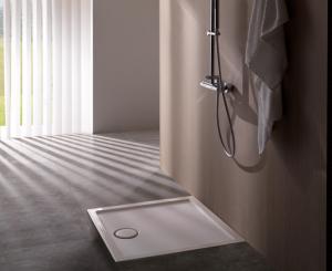 Piatto doccia per il bagno cm 80 x 80 Docciabella Globo