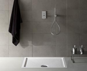 Piatto doccia per il bagno cm 120 x 80 Docciaviva Globo