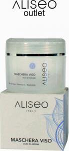 MASCHERA VISO PELLI NORMALI OLIO DI ARGAN 100 ml