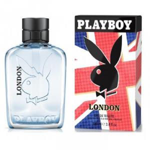 Playboy London Eau De Toilette Spray 100ml