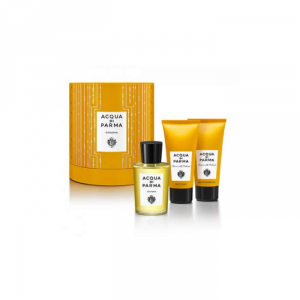 Acqua Di Parma Eau De Cologne Spray 100ml Set 3 Parti 2017
