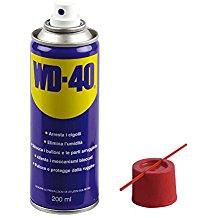 WD-40 39302 Lubrificante Multifunzione 200 ml