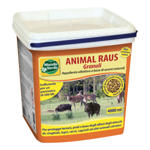 Animal Raus Granuli  4000ML