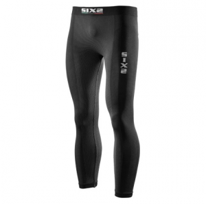 LEGGINGS CARBON UNDERWEAR SIXS PNX BLACK CARBON