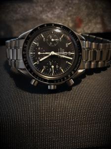 Orologio secondo polso Omega Speedmaster Professional Moonwatch