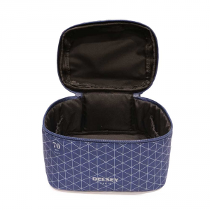 Delsey - Beauty case a 2 scomparti s blu cod. 3940335