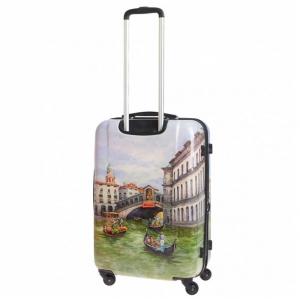 Bestbags - Gran Canale - Trolley Medio 68 cm 4 Ruote Espandibile cod. 45349968