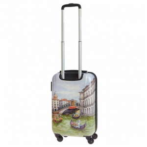 BESTBAGS - Gran Canale - Trolley da cabina Ryanair 55 cm 4 Ruote cod. 45349955